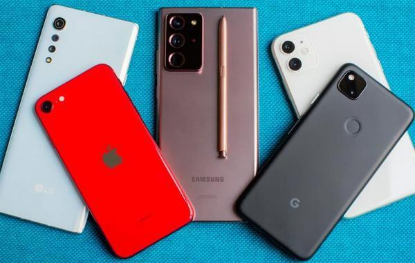 بهترین و بدترین گوشی های بازار از نظر طول عمر باتری